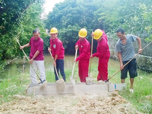 """Khởi công xây dựng """"Mái ấm yêu thương' tại huyện Đô Lương, Nghệ An vào tháng 8/2015"""